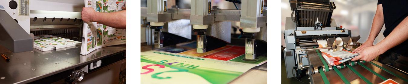 acabados y manipulados del papel, arte gráficas